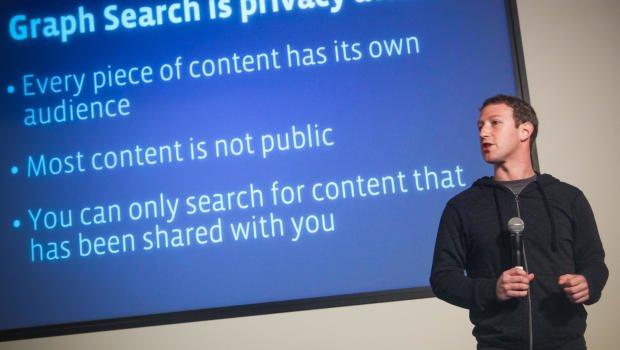 Англоязычные пользователи Facebook могут пользоваться «социальным поиском»