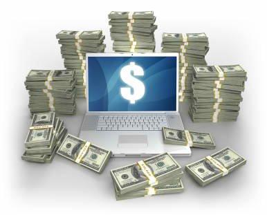 Продажа услуг и продуктов в Интернете