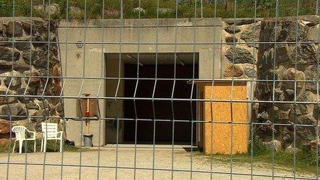 В Петербурге передумали строить бункер для чиновников