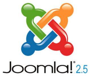 Создать сайт  на joomla 2.5